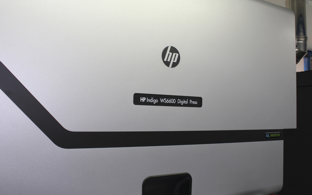 HP INDIGO WS 6600
